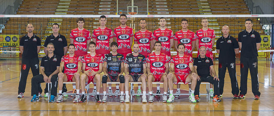 SIR Safety Perugia 2013/14