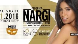 Federica Nargi Vanilla